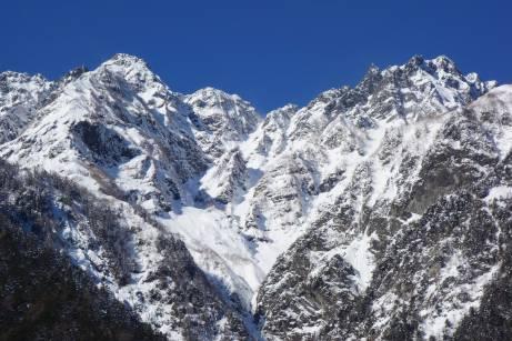 長野県冬山情報